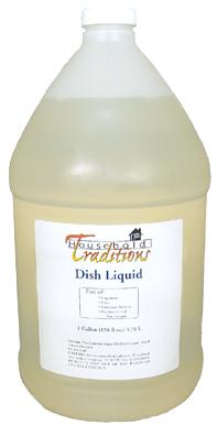 Tropical Traditions Dish Liquid