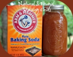 honey & baking soda