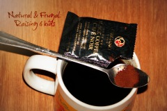 Organo Gold Black