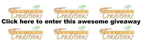 Tropical Traditions Giveaway