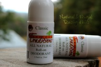 Tropical Traditions deodorant 1