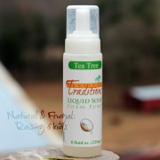 Tropical Traditions foaming hand soap 1