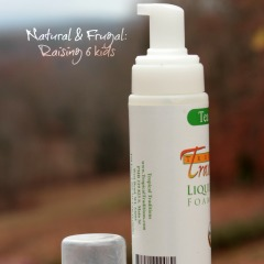 Tropical Traditions foaming hand soap 2
