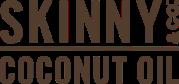 Skinny coconut oil logo
