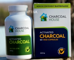 charcoal house tablets capsules