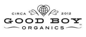Good Boy Organics logo
