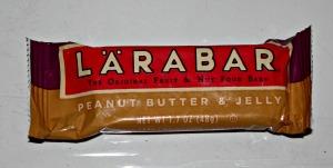 LÄRABAR peanut butter & jelly
