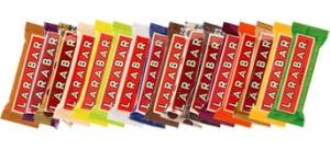 LÄRABAR variety pack