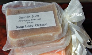 Soap Lady Oregon Garden Soap