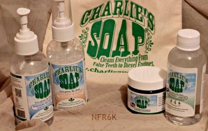 Charlies soap (2)
