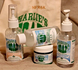 Charlies soap (3)