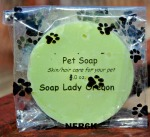 Soap Lady Oregon Pet soap