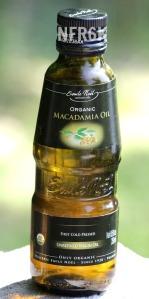 Artisan macadamia oil