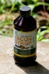 Yacon syrup 1