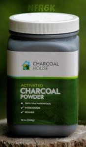 Charcoal house hardwood
