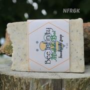bee infinity handmade soap