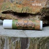 bee infinity lip balm