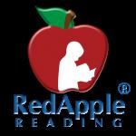 red apple reading logo