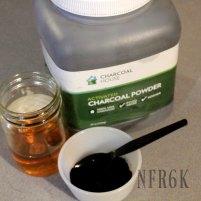 charcoal-honey