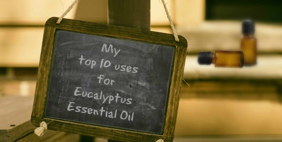 My top 10 uses for Eucalyptus Essential Oil, A Natural and Frugal Favorite
