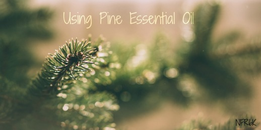 Using Pine Essential Oil